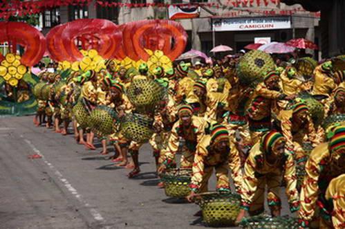 ריקודים ברחובות האי קמיגין