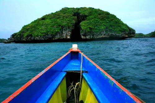 הפארק הלאומי מאה האיים, הפיליפינים