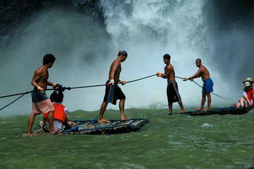 מפל פגסנחן, הפיליפינים