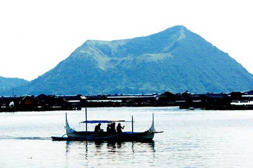 הר הגעש טאאל, הפיליפינים