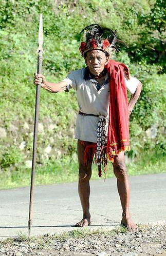 טרסות האורז של הפיליפינים, בני השבטים