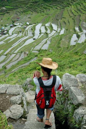 טרסות האורז של הפיליפינים, מסלולים