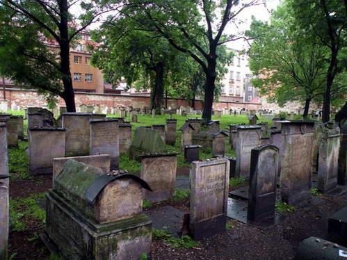 בית הקברות היהודי בקרקוב