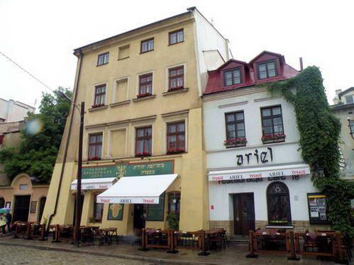 קאזימייז', הרובע היהודי של קרקוב