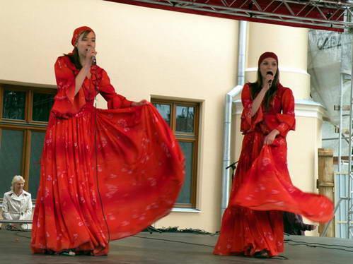 פסטיבל מקומי של יום ראשון בעיר ירוסלב, פולין
