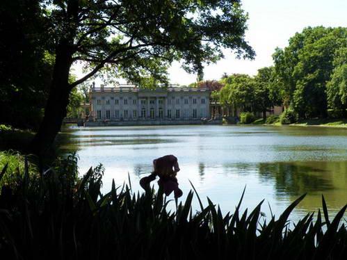 הארמון בפארק ליזיאנקי