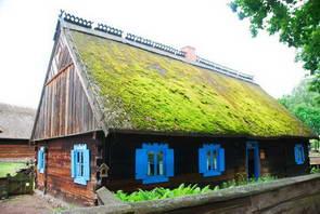 מוזיאון פתוח, אזור האגמים, פולין