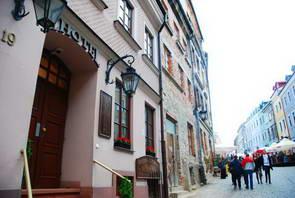 מלון יהודי בלובלין
