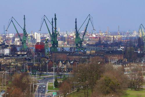 עיר הנמל גדנסק