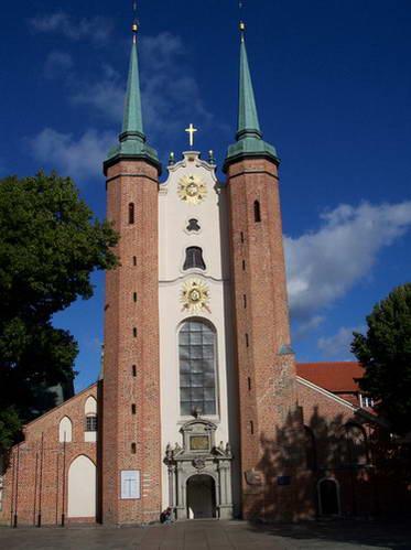 הקתדרלה של שכונת אוליבה