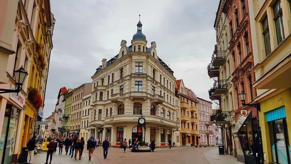 טורון, פולין