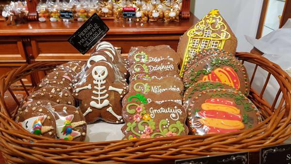 טורון, עוגיות ג'ינג'ר, פולין