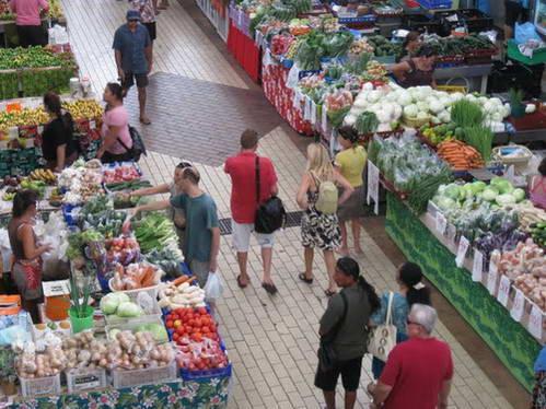השוק המוגדר כאתר תיירות רשמי