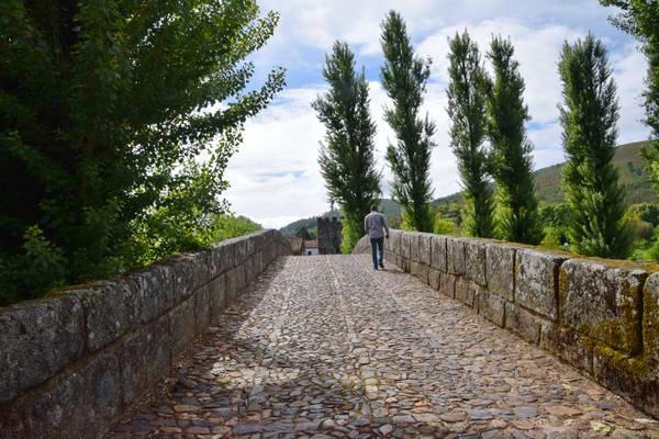 פורטאז'ה, הגשר עליו עברו מגורשי ספרד
