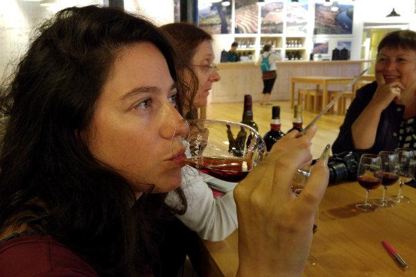 טעימת יינות בגראהם