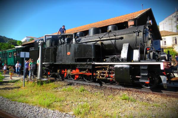 הרכבת ההיסטורית בחגואה