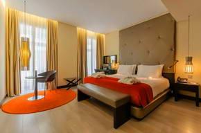 מלון במרכז ליסבון