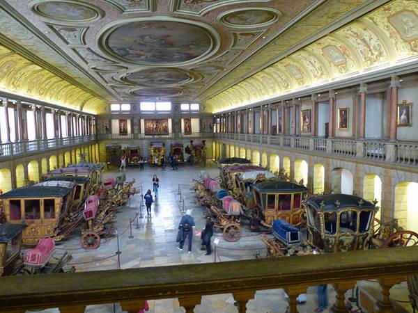מוזיאון הכרכרות, ליסבון