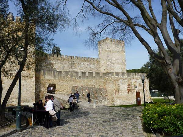 מבצר סנט ג'ורג', ליסבון