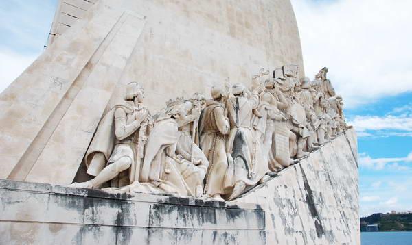 אנדרטת המגלים, בלם, ליסבון