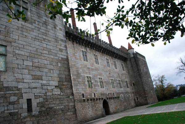 ארמון הדוכסים, גימארייש