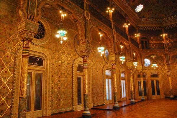 פורטו, ארמון הבורסה, החדר הערבי