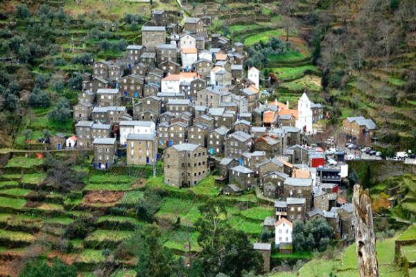 כפרי צפחה בפורטוגל