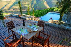 מלון בתוך יקב בעמק דורו פורטוגל