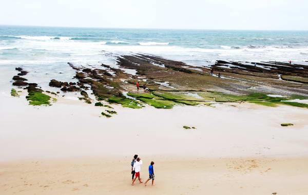 אזור החוף מרכז פורטוגל, פניש