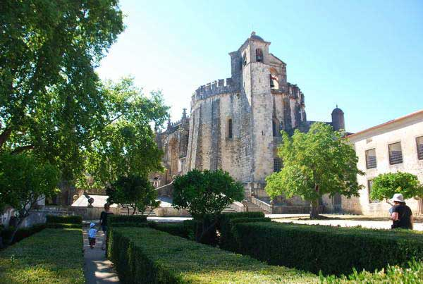 ההרים של פורטוגל, המנזר של טומאר