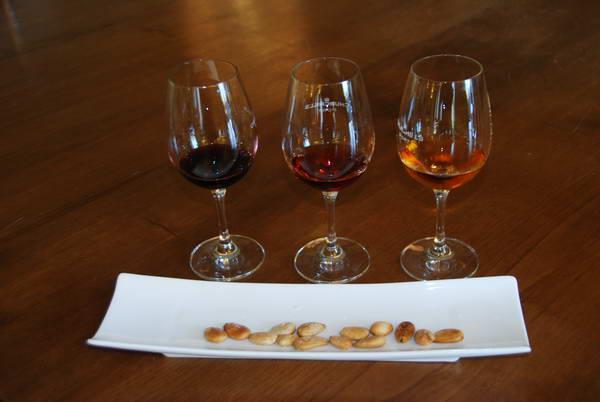 טיול ג'יפים בפורטוגל, יין פורט