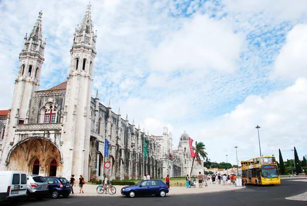 מנזר ז'רונימוס, ליסבון, פורטוגל