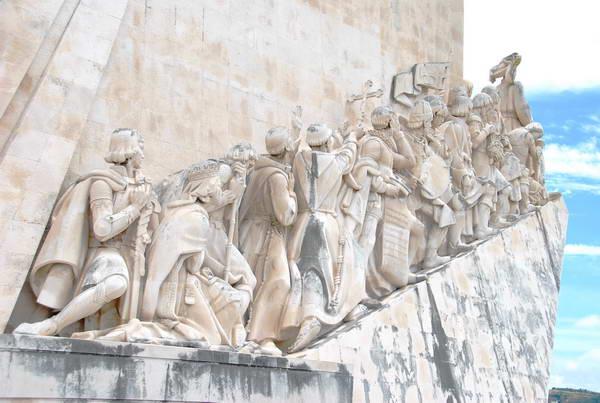 אנדרטת המגלים, רובע בלם, ליסבון
