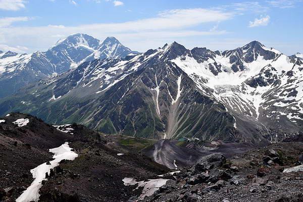 הרכבל להר אלברוס, רוסיה