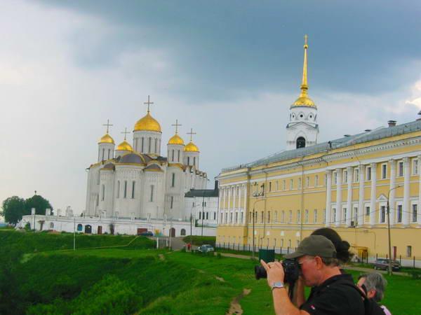 רוסיה, טבעת הזהב, ולדימיר