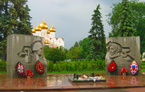 רוסיה, טבעת הזהב, ירוסלאבל