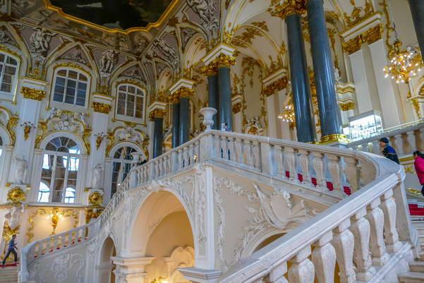 מוזיאון הרמיטאז', רוסיה