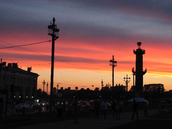 לילות לבנים בסנט פטרבורג