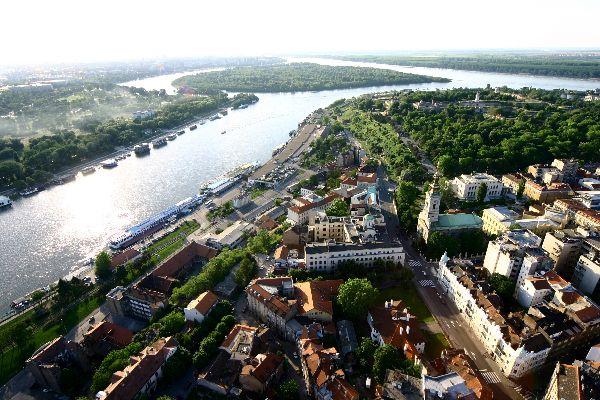 בלגרד ונהר הדנובה