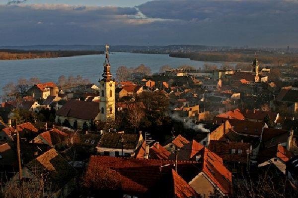 העיירה זמאן, סמוך לבלגרד