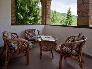 מערב סרביה, מלון וילה דרינה