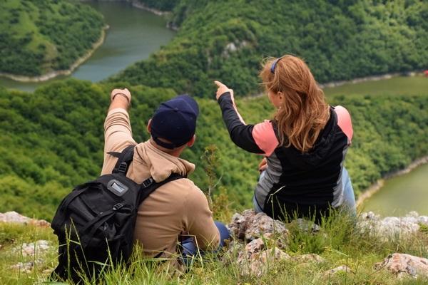 קניון נהר אובץ, מדריך מקומי, מערב סרביה