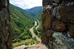 עמק המלכים, עיר המלכים, מבצר מאגליץ,  סרביה