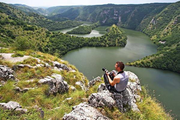 קניון נהר אובץ, סרביה