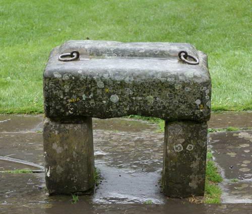 אבן סטון, אבן ההכתרה, טירת אדינבורו, סקוטלנד