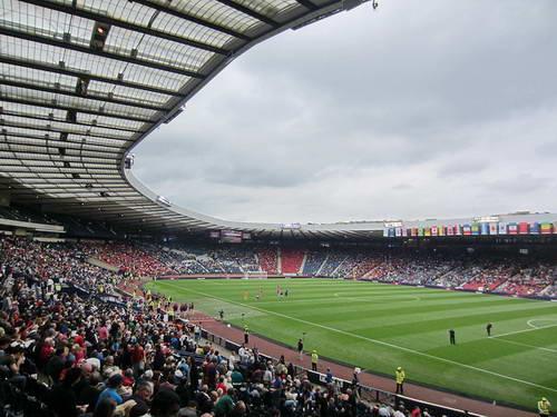 אצטדיון הכדורגל בגלאזגו, סקוטלנד