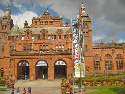 מוזיאון קלווינגרוב, גלאזגו, סקוטלנד