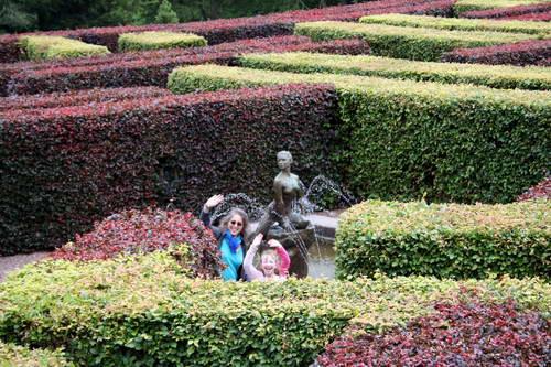 ארמון סקון, דרום סקוטלנד, בריטניה