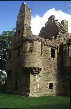איי אורקני, ארמון הרוזן, קירקוול, סקוטלנד