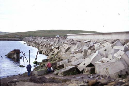 איי אורקני, נמעברי צ'רצ'יל, סקוטלנד
